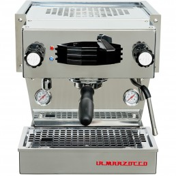 LaMarzocco linea Mini chroom Henry's coffee