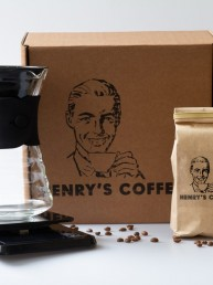Henry's Coffee pakket